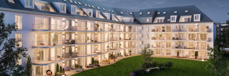 Immobilien Projekt in München