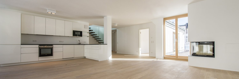 sanierte Wohnung in München